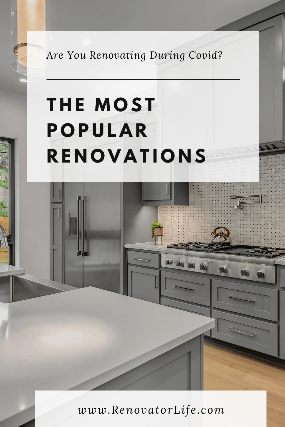 The Most Popular Renovations