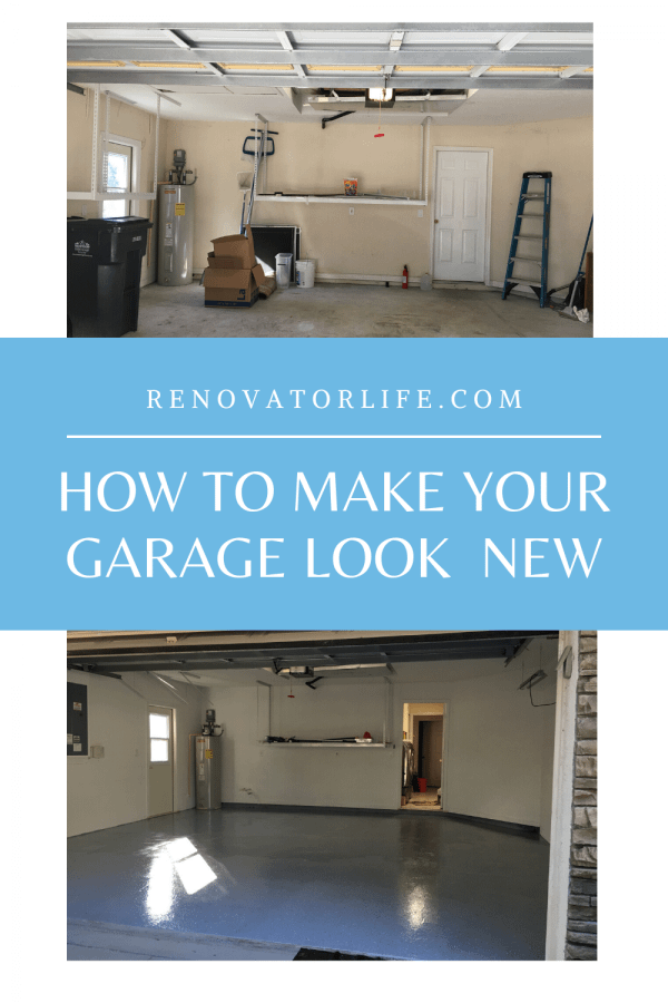 How To Make Your Garage Look Brand New