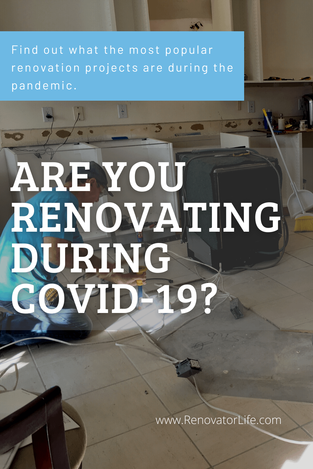 Are you renovating during covid_